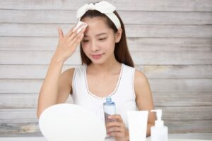 化粧水の使用感